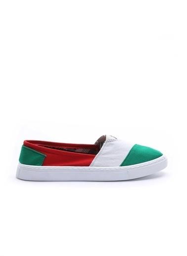 19V69 Italia Ayakkabı Beyaz